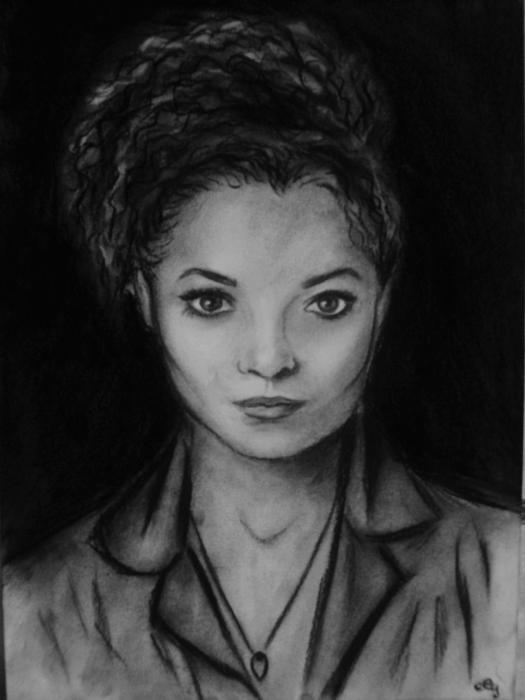Antonia Thomas by ely1605